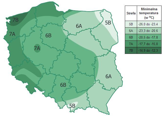 źródło: osliny.urzadzamy.pl/wymarzonerosliny/strefy-mrozoodpornosci-strefy-klimatyczne-usda,92_1189.html
